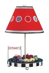 Retro Racers Lamp