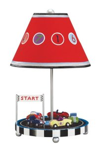 Retro Racers Lamp