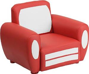 Flash Furniture Kids Car Chair