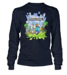 Minecraft Adventure Long Sleeve Tee