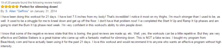 Amazon review 8