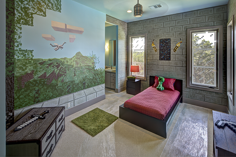 Amazing minecraft bedroom decor ideas moms approved for Room decor minecraft