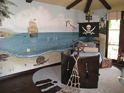 Photo courtesy of www.dreamroomforkids.com