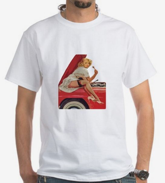pinup-girl-shirt-gifts-for-men